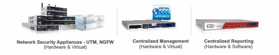 امنیت زیرساخت شبکه سایبروم | Cyberoam Security for ICS SCADA Systems