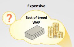 فروش Cyberoam UTM - هزینه گزاف برای تهیه یک راهکار مجزای WAF