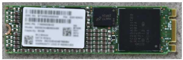 دستگاه M.2 SSD